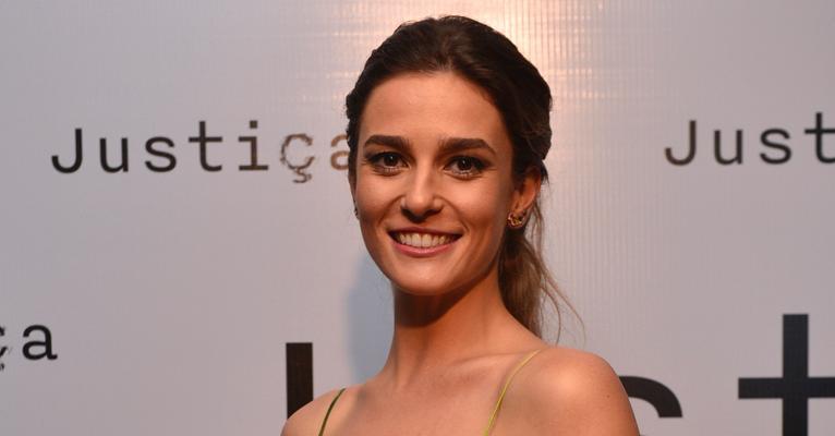 Priscila Steinman revela que está grávida do 1° filho com Vinicius Coimbra