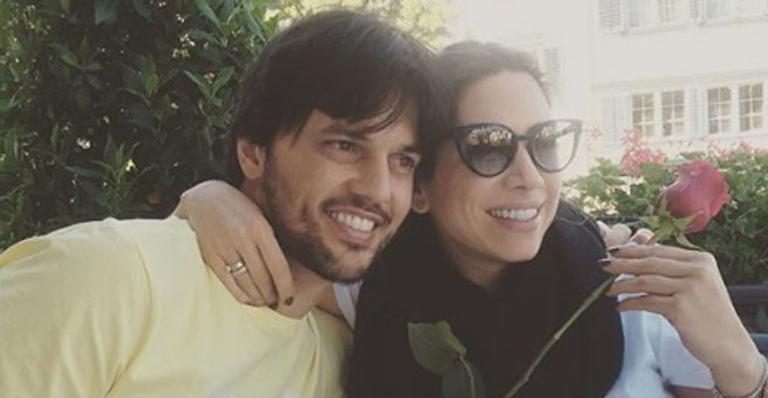 Fabio Faria e Patricia Abravanel