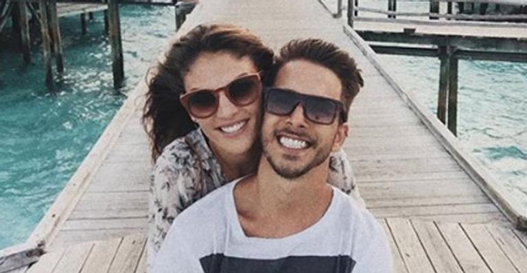 Monica Benini e Junior Lima