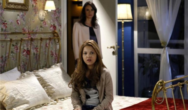 Gabriela se decepciona com Marian de novo