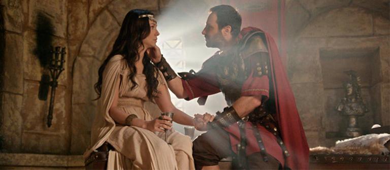 Maria Madalena e Petronius: emoção!