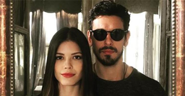 João Vicente de Castro publica declaração de amor para Vitória Strada