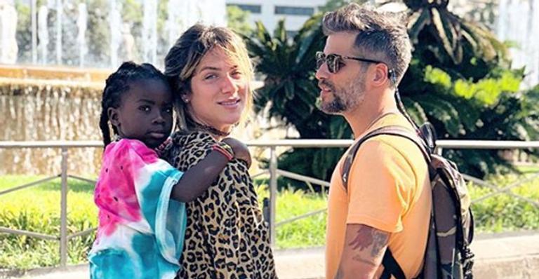 Titi, Giovanna Ewbank e Bruno Gagliasso