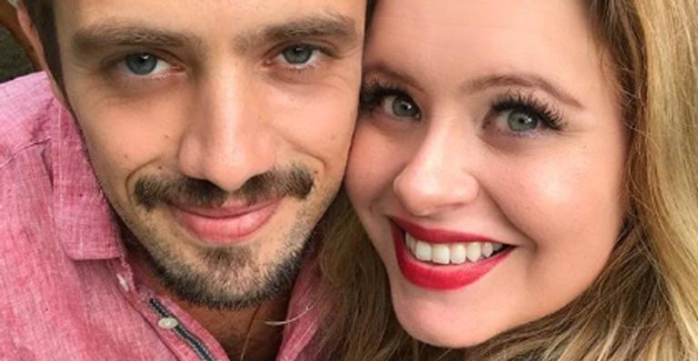 Rafael Cardoso e Mariana Bridi
