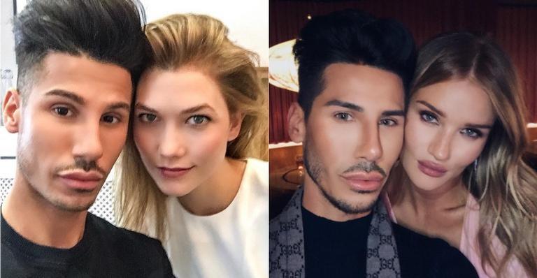 Maquiador internacional elege três tendências de beleza para apostar