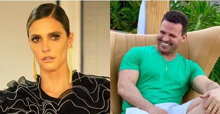 Fernanda Lima e Eduardo Costa