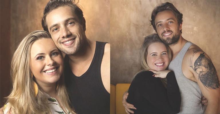 Mari Bridi e Rafael Cardoso