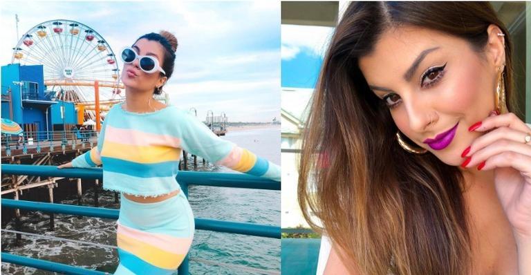 Dicas de Beleza - Nah Cardoso contam o que leva na bolsa