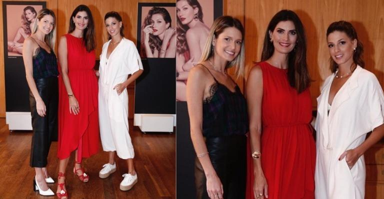 Isabella Fiorentino e influencers prestigiam evento em São Paulo