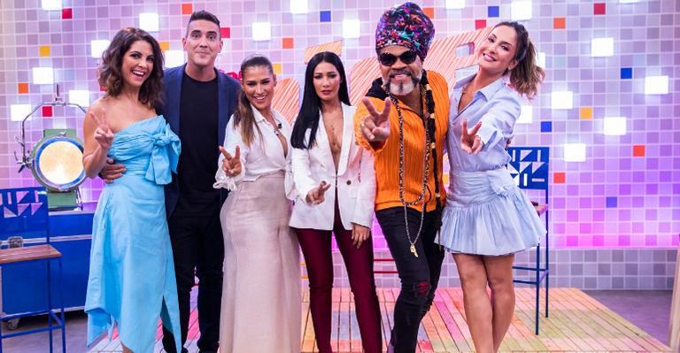 O time do The Voice Brasil Kids está ansioso pela nova fase