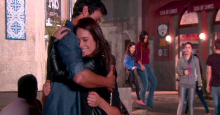 Luísa sente-se uma invasora na vida de Marcelo