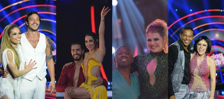 Finalistas se enfrentam hoje na disputa pelo prêmio de R$ 500 mil da quarta temporada do talent show de dança da Record TV