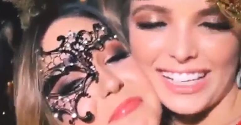 Giovanna Chaves desmente briga com sósia de Larissa Manoela