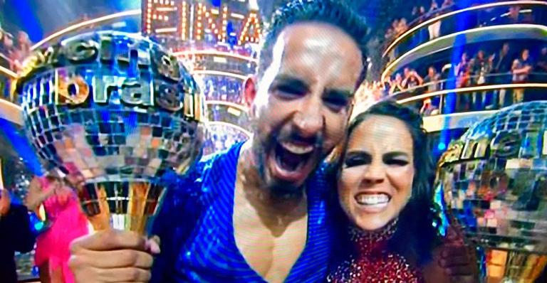 Fernando e Pérola foram merecidamente os campeões