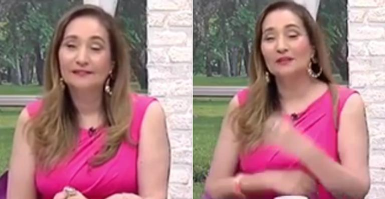 Apresentadora detonou ao vivo casal; após polêmica com fãs, ela não recuou
