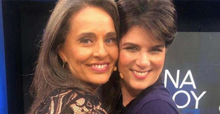 Carla Vilhena e Mariana Godoy