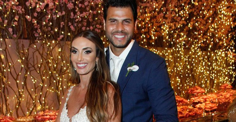 Nicole Bahls e Marcelo Bimbi
