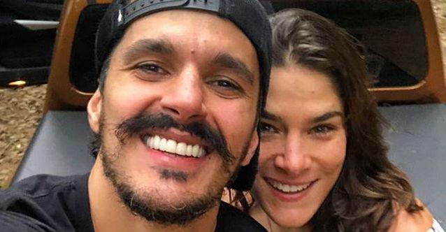 Priscila Fantin e Bruninho Lopes