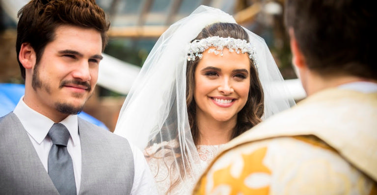Casamento Samurocas!