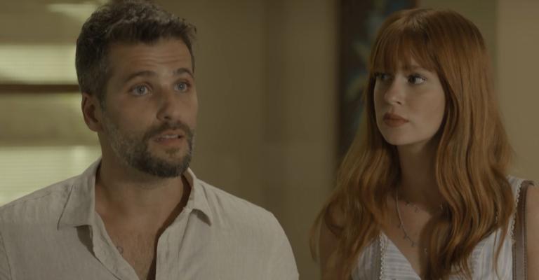 Gabriel e Luz terão de enfrentar uma guerra