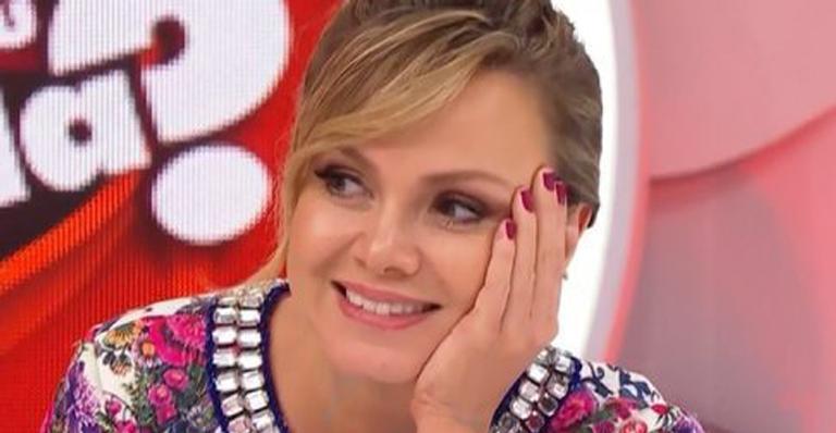 Bonitão selecionado para o programa já deu em cima de Eliana na TV
