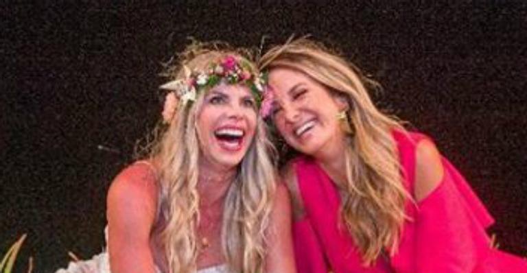 Tici Pinheiro ganha mensagem de Karina Bacchi e faz previsão