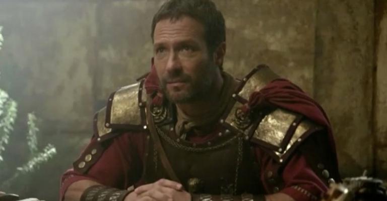 Petronius faz uma boa ação