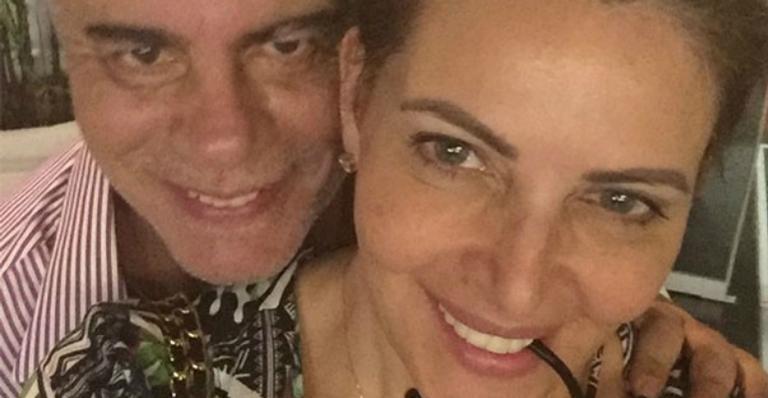 Sonia Lima agradece carinhos dos fãs e se despede do marido