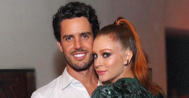 Após momento turbulento, atriz apareceu em momento de intimidade com o marido
