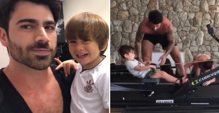 Rodrigão e o filho, Rodrigo