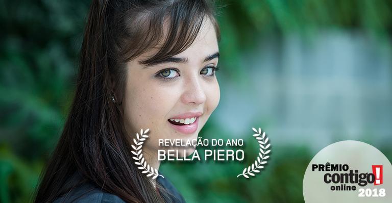 Prêmio CONTIGO! Online 2018: Atriz revelação - Bella Piero