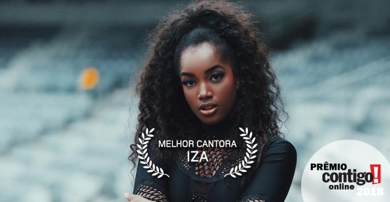 Prêmio CONTIGO! Online 2018: Melhor cantora