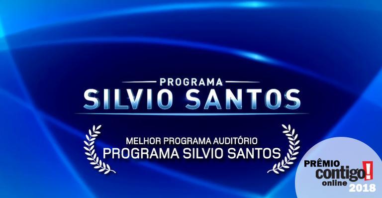 'Programa Silvio Santos' é eleito pelo público como o melhor programa de auditório de 2018