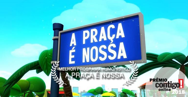 'A Praça é Nossa' é eleito pelo público como o melhor programa humorístico de 2018