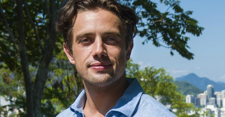 Rafael Cardoso como Daniel em 'Espelho da Vida'