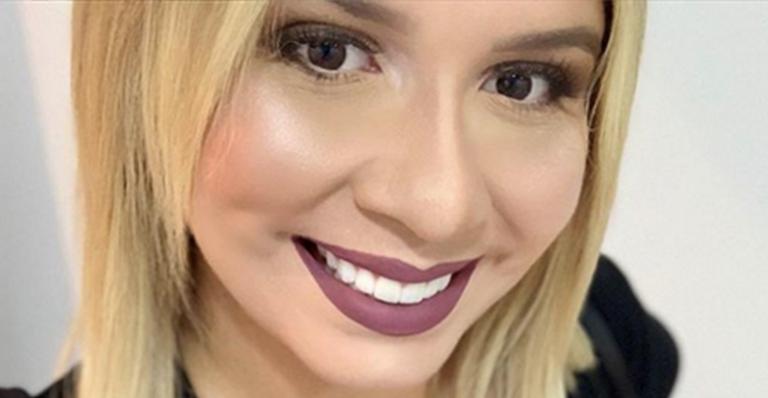 Cantora publicou imagens de conversa com suposto novo amor e deixou fãs eufóricos