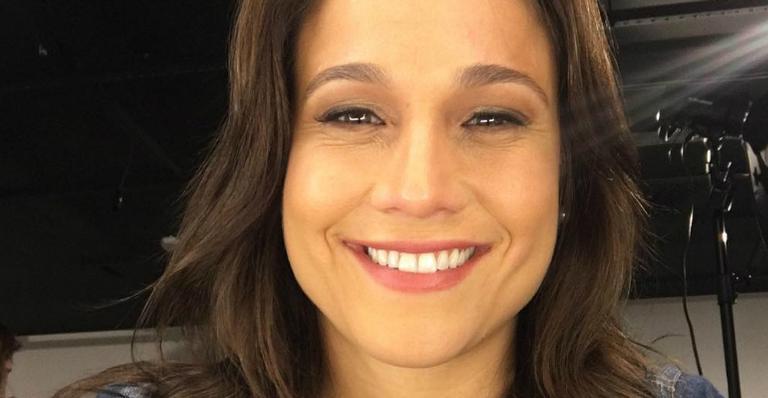 Apresentadora lamentou não participar de acontecimento histórico na 'Rede Globo'