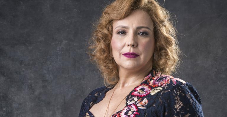 Ana Beatriz Nogueira em 'O Sétimo Guardião'
