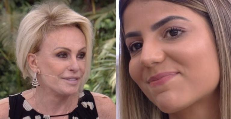 Ana Maria Braga e Hariany