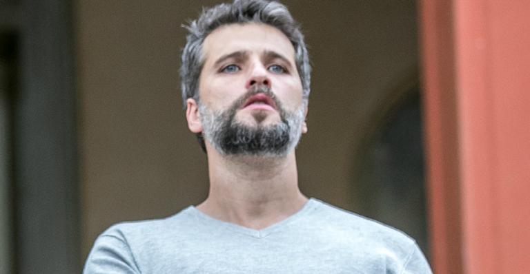 Bruno Gagliasso em 'O Sétimo Guardião'