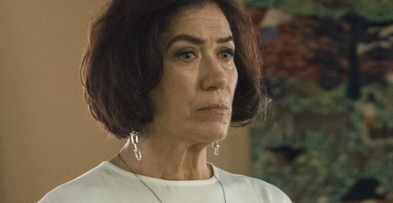 Lilia Cabral em 'O Sétimo Guardião'