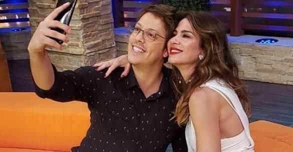 Fábio e Luciana