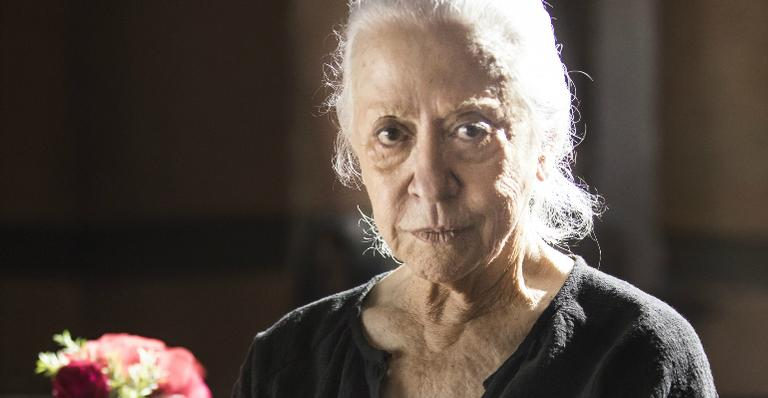 Fernanda Montenegro em 'A Dona do Pedaço'