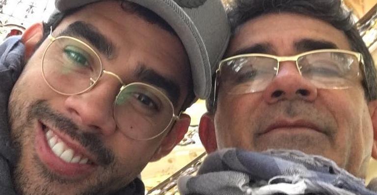 Francisco Diniz publicou texto emocionante sobre o filho e falou em sofrimento profundo