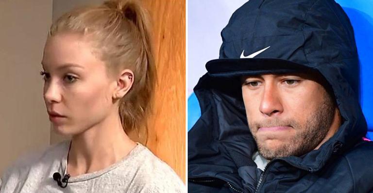 Ela desistiu: modelo sofreu um revés em sua batalha judicial contra o jogador