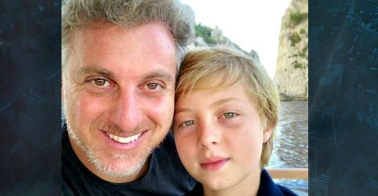 Apresentador comove ao relembrar acidente do filho: 'Ver um filho naquela situação é desesperador'
