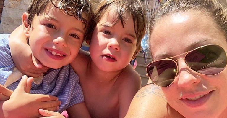 Dom, Bem e Luana Piovani
