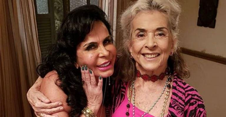 Gretchen e Betty Faria