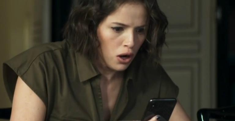 Agatha Moreira como Josiane em 'A Dona do Pedaço'