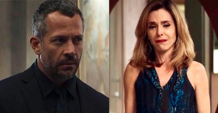 Malvino Salvador e Deborah Evelyn